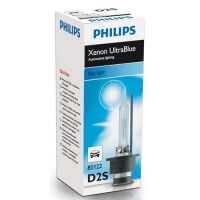 Автолампа ксеноновая PHILIPS D2S XENON ULTRABLUE 35W